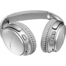 Load image into Gallery viewer, Bose QuietComfort 35 II Wireless Over-Ear Headphones (Silver) - iChameleon