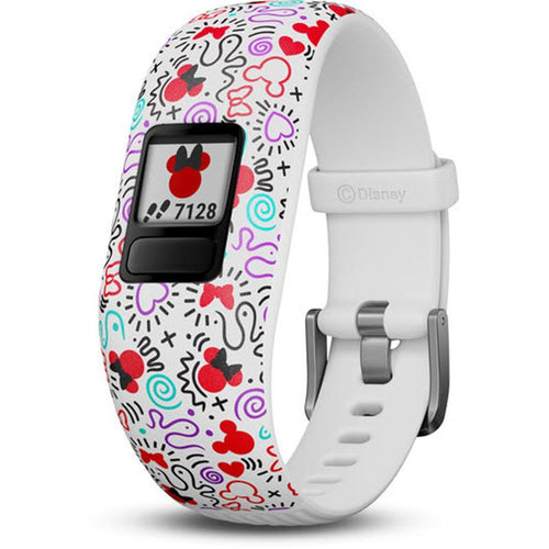 Garmin Vivofit jr. 2 Fitness Tracker (Minnie Mouse) [Adjustable]