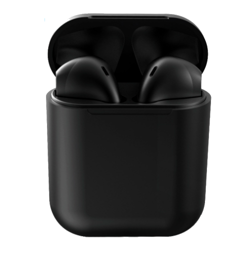 inPods with Charging Case (2019) (Black)