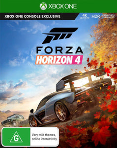 Xbox One S 1TB Console + Forza Horizon 4 (Game)
