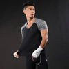 Image of mens compression shirt