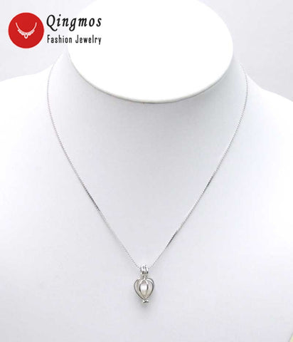 Make A Wish Necklace - Authentic Natural Oyster Pearl