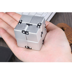 Infinity Cube Magic Fidget Antistress Toy