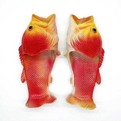 Fish Shaped Beach Slippers