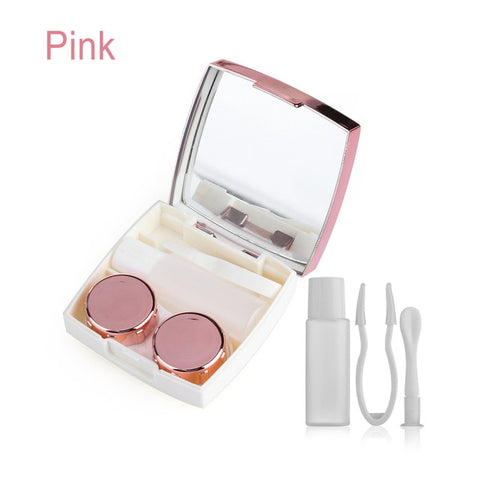 ABS Plastic Contact Lens Case