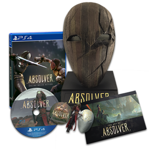 ABSOLVER  [PS4 BUNDLE]