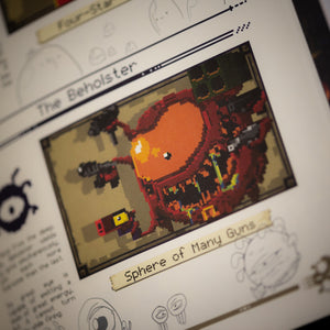 ENTER THE GUNGEON [AMMONOMICON]