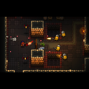 ENTER THE GUNGEON [PS4]