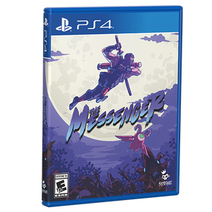 THE MESSENGER [PS4] {PRE-ORDER} {SUPPORT}