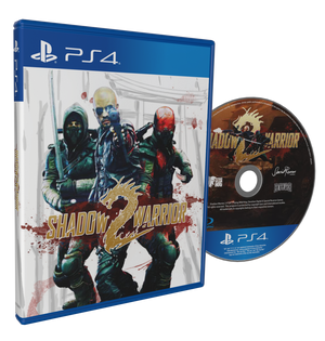 SHADOW WARRIOR 2  [PS4]