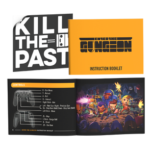 ENTER THE GUNGEON [SWITCH]