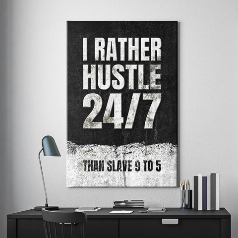 RATHER HUSTLE