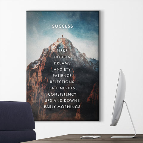 MOUNTAIN OF SUCCESS
