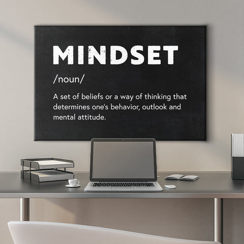 THE DEFINITION OF MINDSET