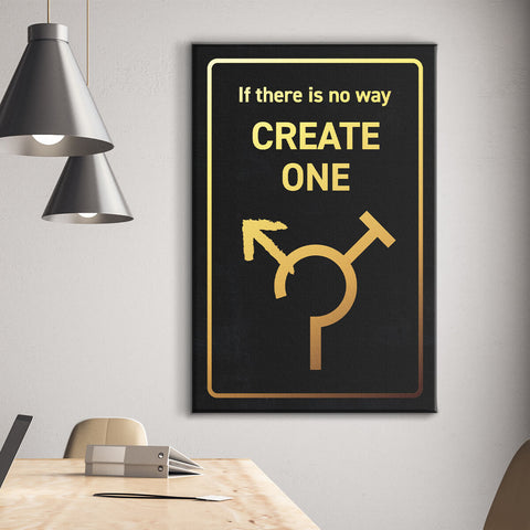 CREATE YOUR WAY