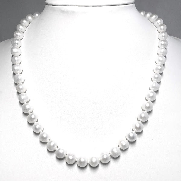 Classic 8mm Freshwater Pearl Necklace (16