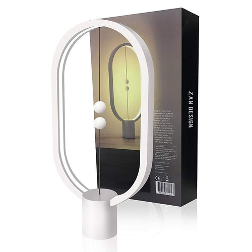 Magnetic Switch Heng Balance LED Lamp