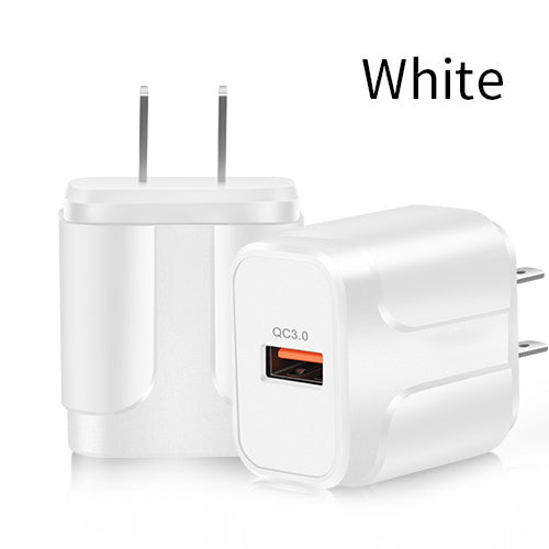 USB Portable Quick Charge 3.0 18W Charger
