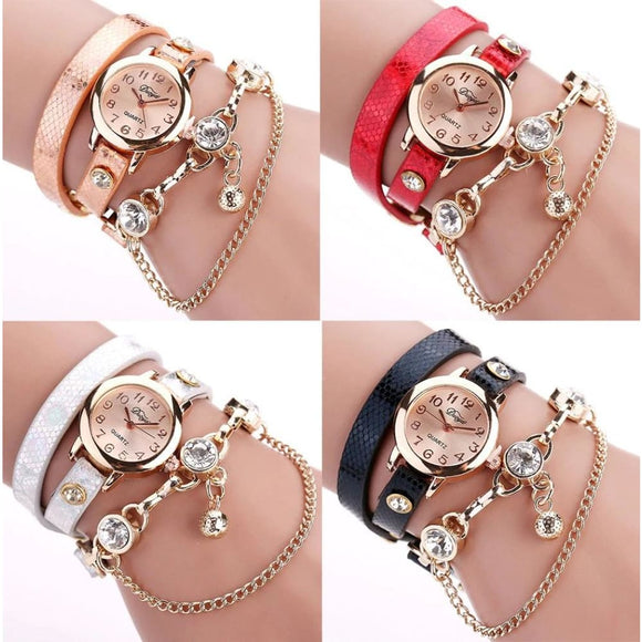 Women Bracelet Wrist Watches