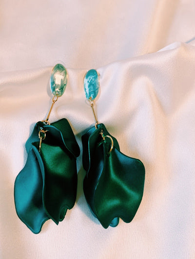 Alamòd Emerald Earrings - AlamodBoutique