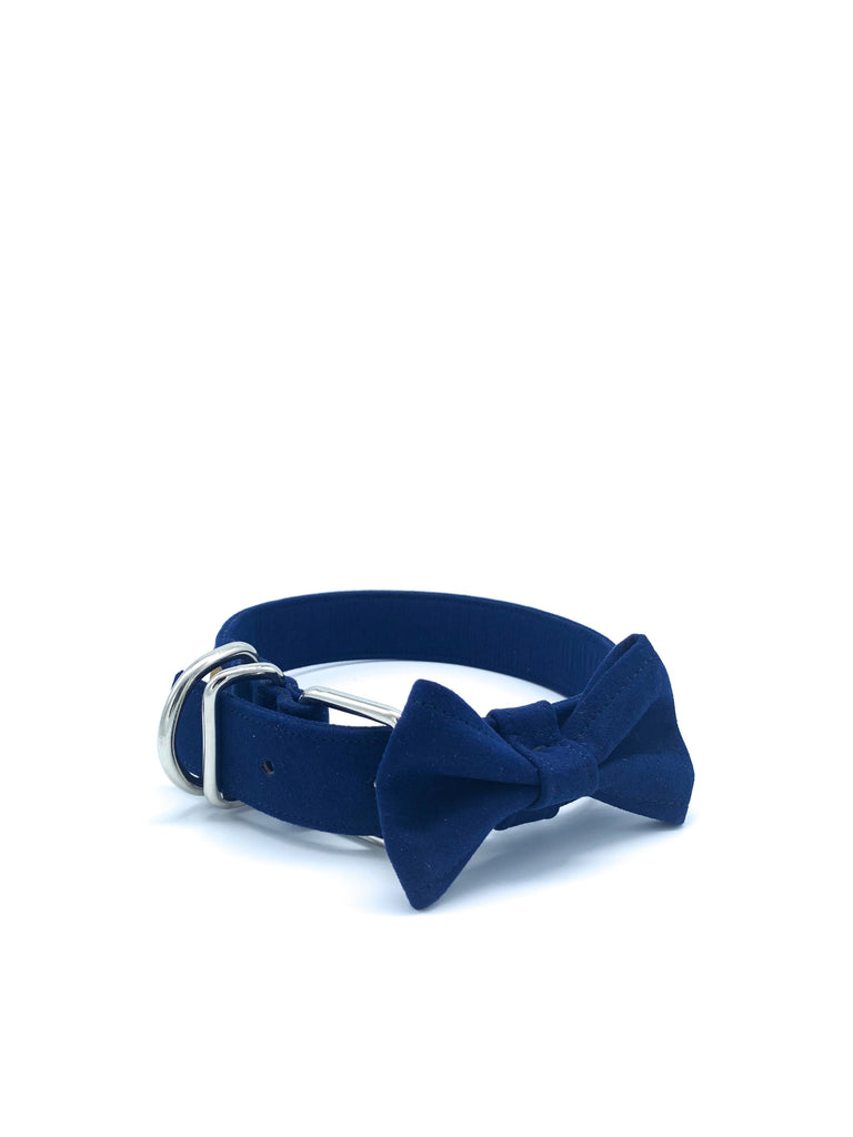 Jessie Collar & Bow in Mood Indigo