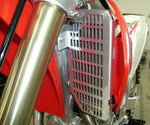 #12-41 Radiator Guard for 2009-2012 Honda CRF450R & 2010-2012 CRF250R