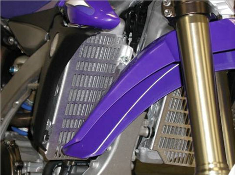 #12-65 Radiator Guard for 2013-2016 Yamaha WR450F