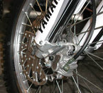 #13-29 Front Brake Disc Guard for 2006-2020 Yamaha WR250F, WR450F, WR250R