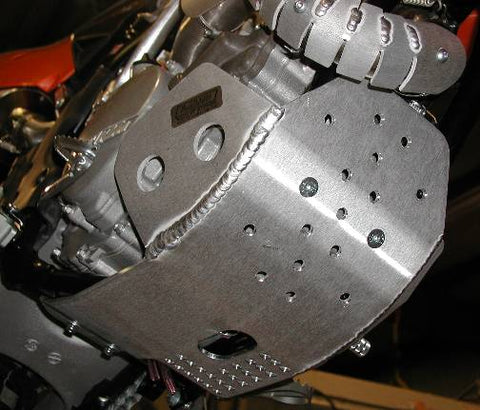 #24-33 Skid Plate for 2007 KTM 250 XCF, XCFW