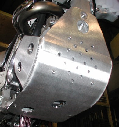 #24-39 Skid Plate for 2007-2009 Yamaha YZ250F