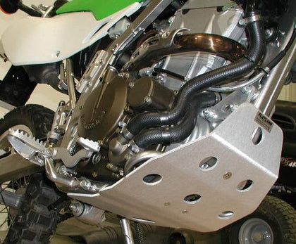 #24-50 Skid Plate for 2006-2020 Kawasaki KLX250F