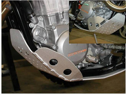 #24-63 Skid Plate for 2012-2015 KTM 450/500 SXF, XCF, XCW, EXC & 2016 KTM 450/500 XCW, EXC