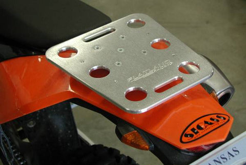 #29-01 Rear Fender Carry All Rack for 2008-2011 KTM