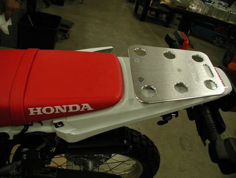 #29-03 Rear Fender Carry All Rack for 2009-2019 Honda CRF230L