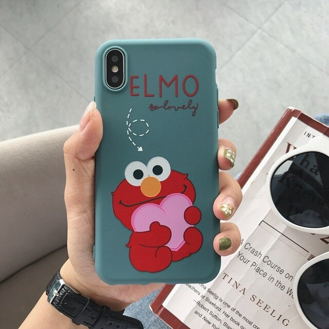Baby Elmo iPhone Case