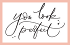 Logo you look perfect