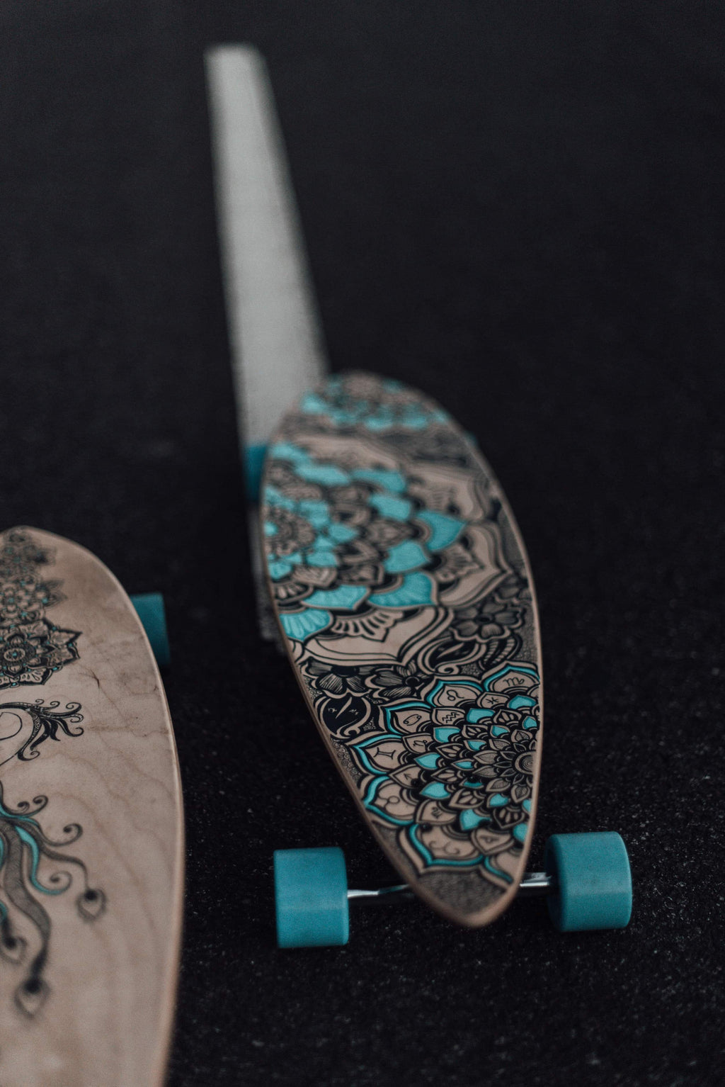 The Zodiac Longboard