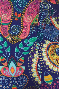 Swirling Colorful Motif