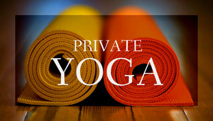 Yogi Bliss - 10 Private Yoga Sessions