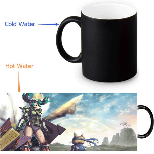 Mug Monster Hunter