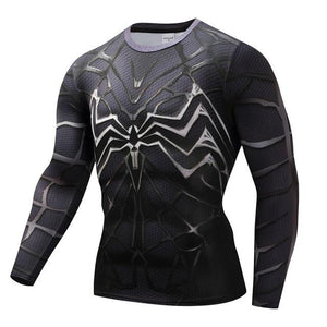 Long Sleeve - Venom Rashguard (long Sleeve)