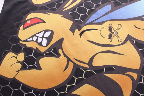 Image of Angry hornet rashguard (long sleeve)
