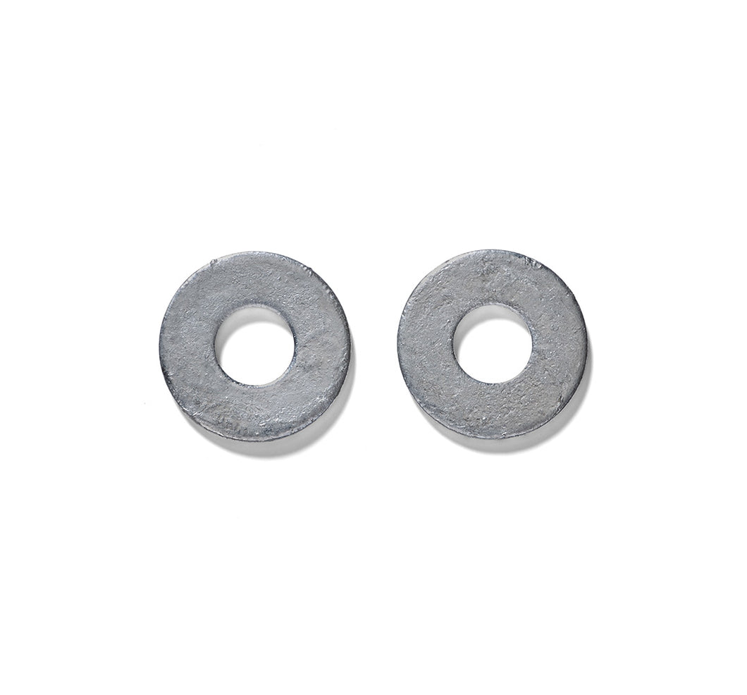 Polyform Accessory Washers for CM-2 and CM-3 Mooring Iron Bottom Swivel (2-pack)