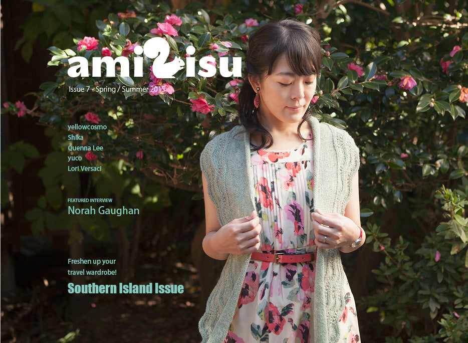 amirisu issue 7 cover