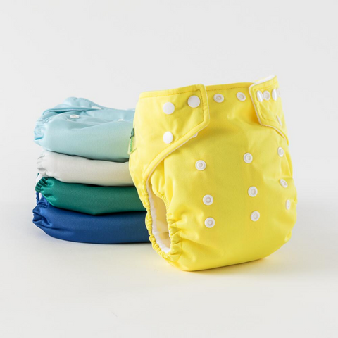 LittleLamb one size pocket nappies