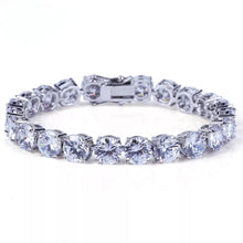 Crystal Tennis Bracelet Large