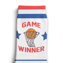 Load image into Gallery viewer, Game Winner Logo Socks