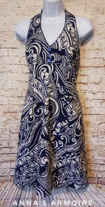 Jade by Melody Tam Halter Dress Size 6 - Anna's Armoire