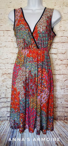 Dream Dance Sleeveless Dress Size M - Anna's Armoire
