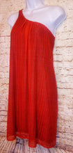 Load image into Gallery viewer, Judith March One Shoulder Dress Size M - Anna's Armoire